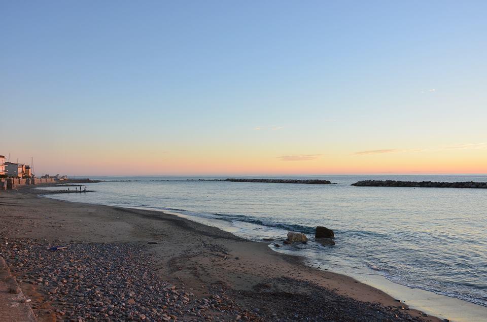 agnone spiaggia